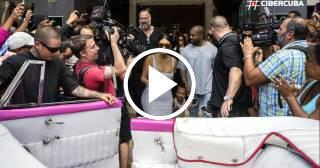 Kanye West y las Kardashians filman su reality en Cuba