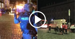 Otro acto terrorista en Alemania. Una bomba mata a uno y deja 11 heridos