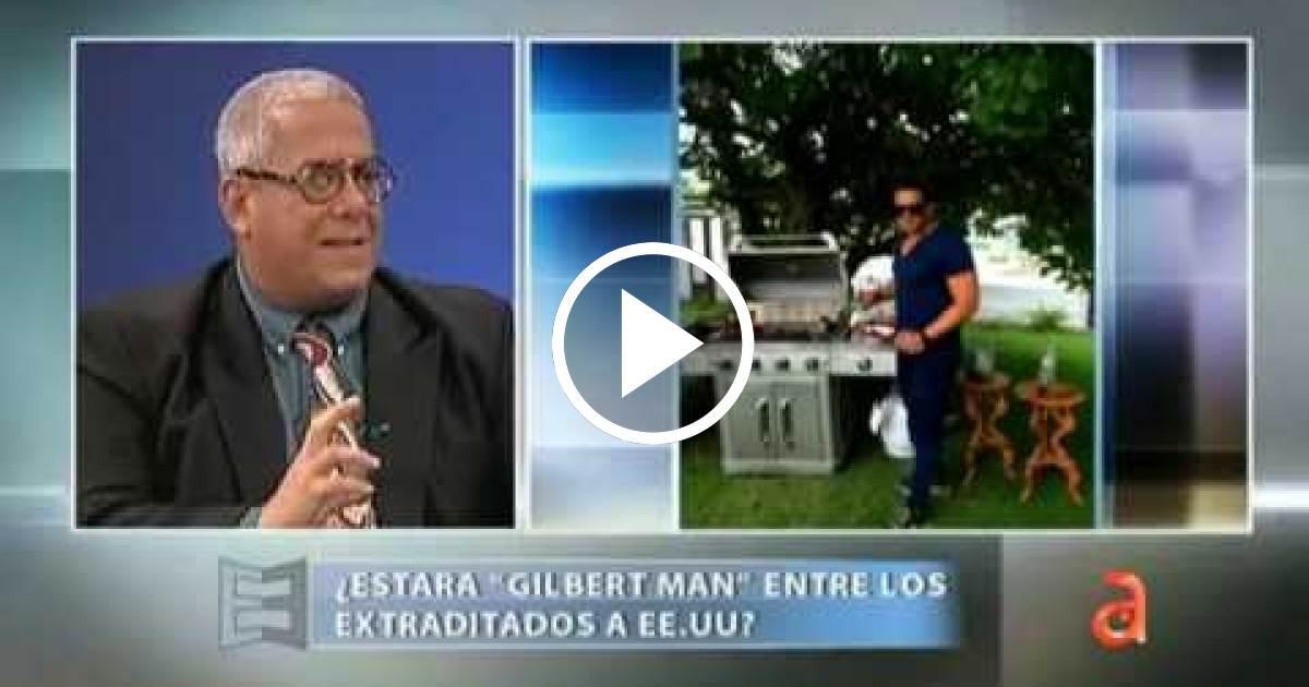 """Imágenes del Operativo para detener a """"Gilbert Man""""en"""