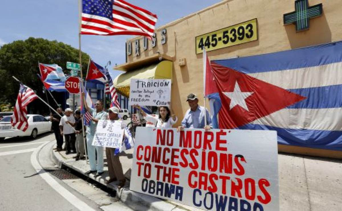 """EE.UU prohíbe """"manifestación pacífica"""" del exilio en aguas de Cuba"""