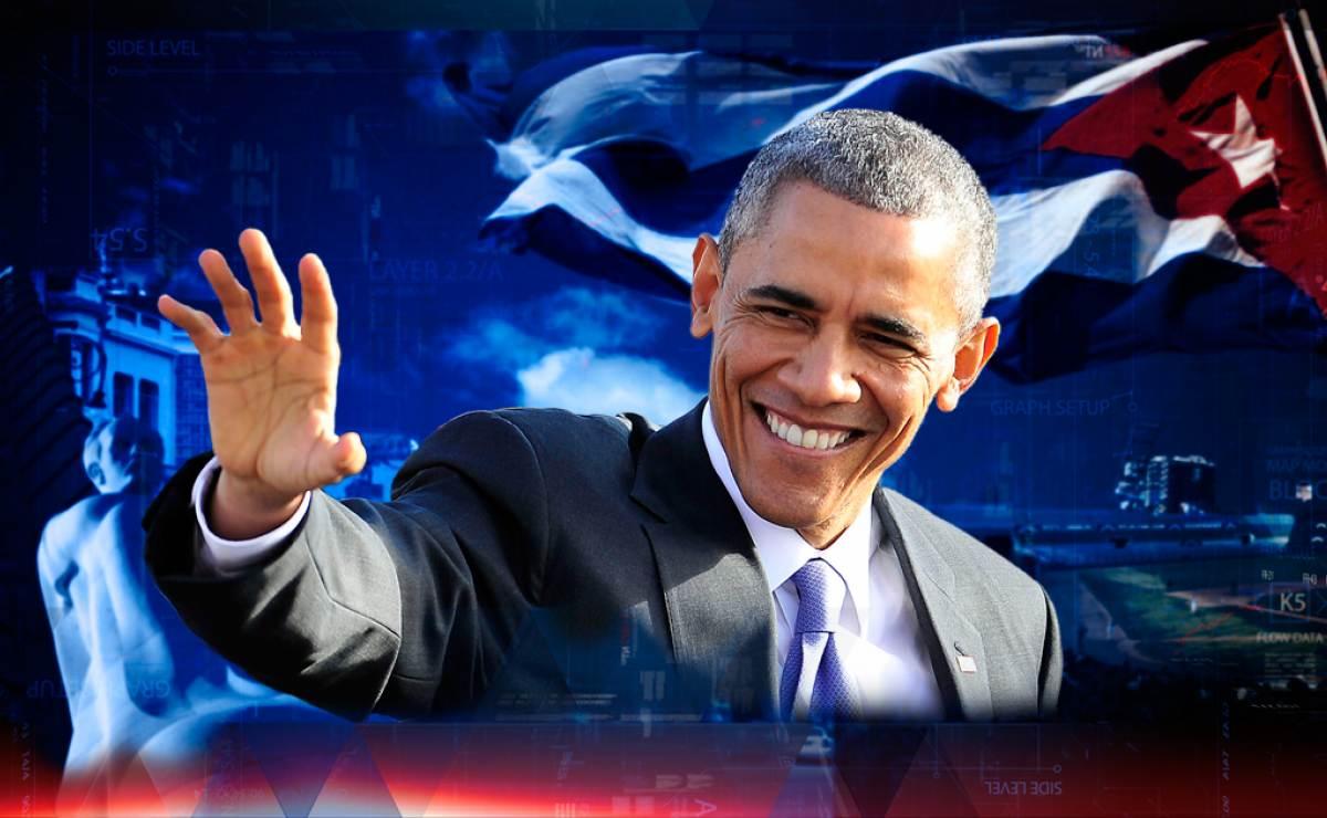 Agenda Oficial de Obama en Cuba