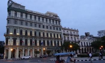 Hotel Saratoga donde se hospedó Madonna